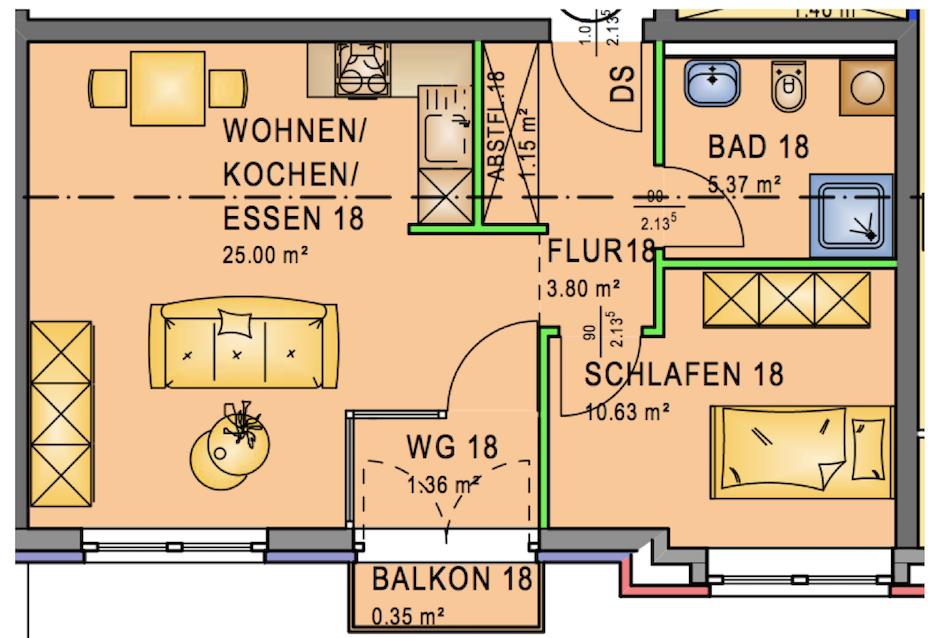 j rgen schmidt immobilien wohnungen mietwohnungen in flensburg finden. Black Bedroom Furniture Sets. Home Design Ideas